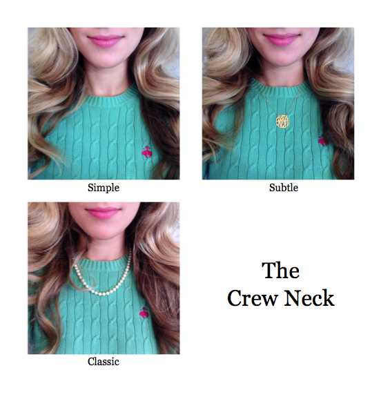 Pairing Necklaces With Necklines Dress Decoded