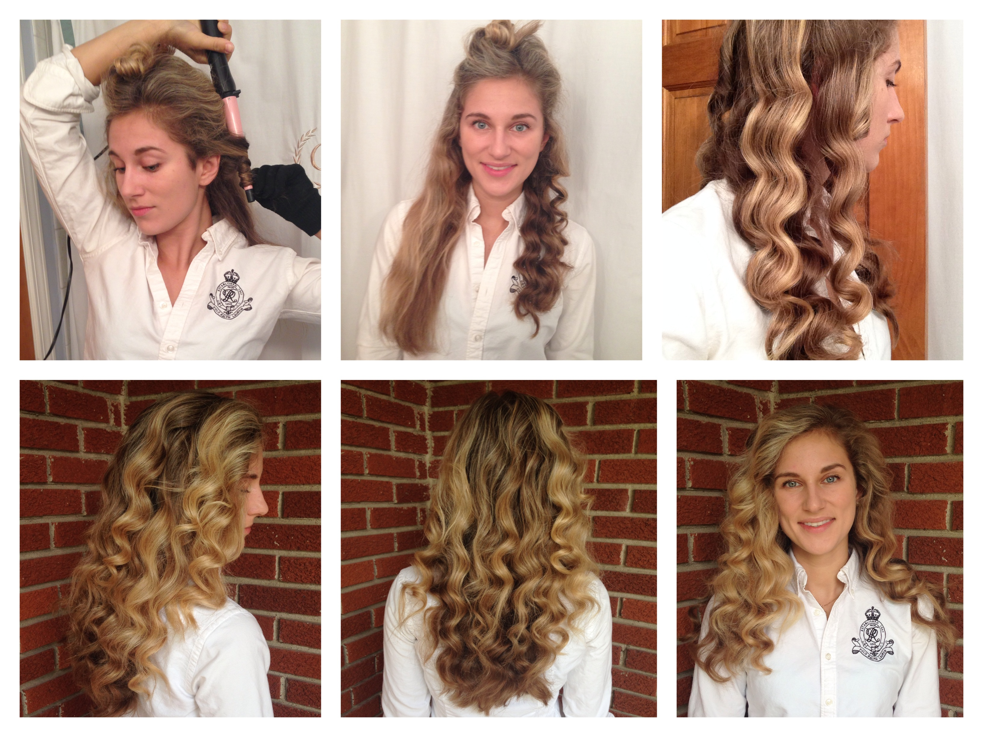 Curl Using Wand Photo