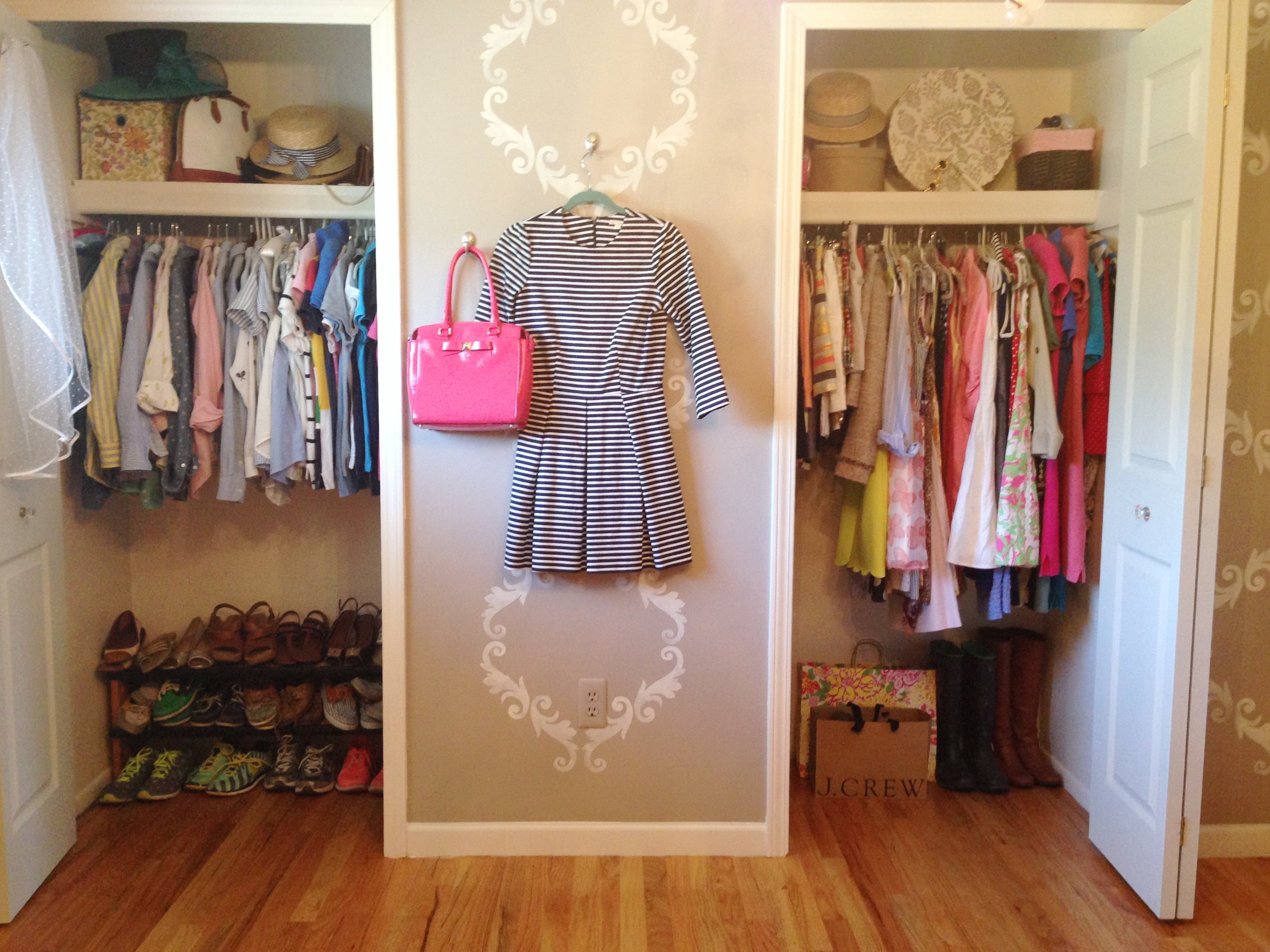 Room Tour – Dressing Room  The Dress Decoded