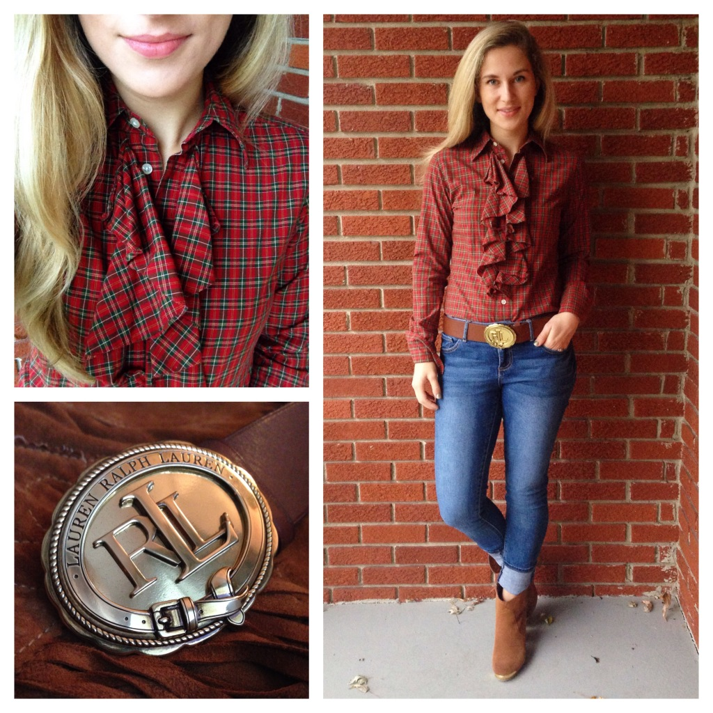 how to make a cowgirl outfit