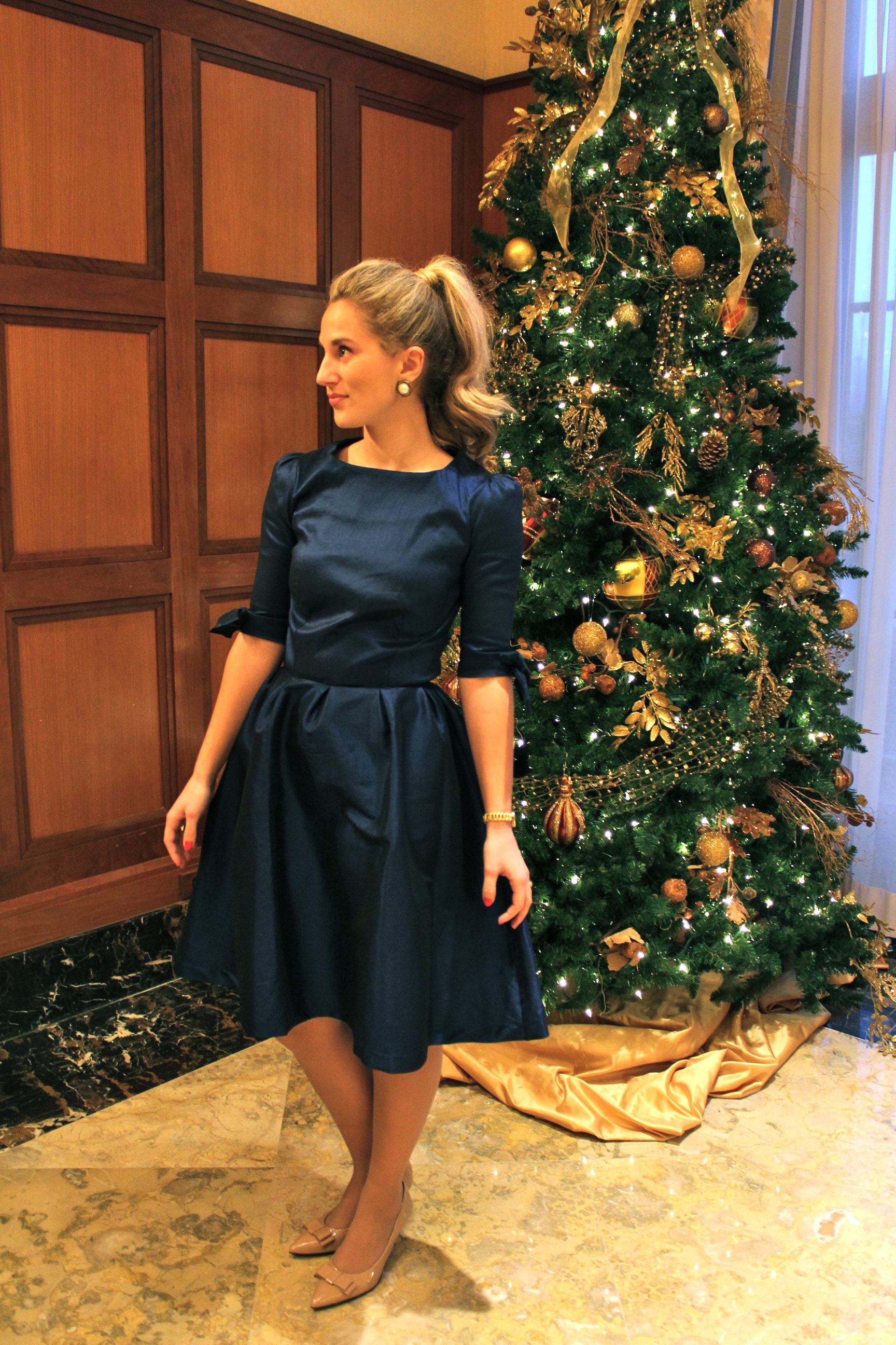 what to wear to a fancy christmas party the dress decoded