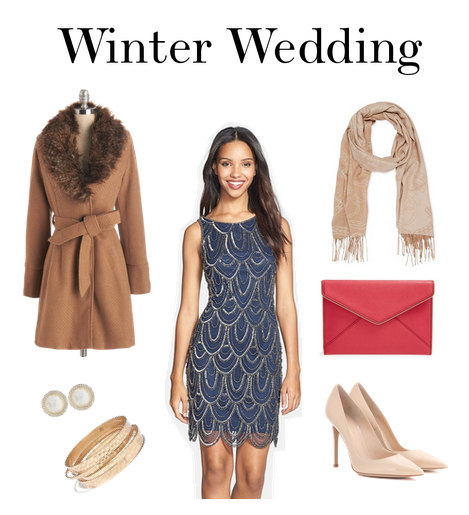 What to Wear to a Winter Wedding | The Dress Decoded