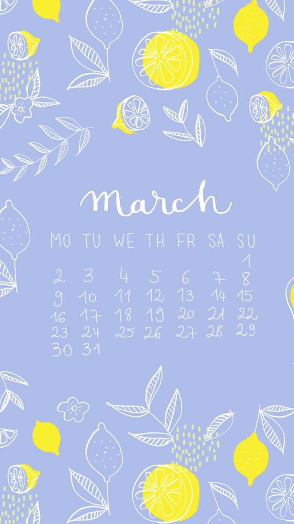 March Iphone Wallpaper Dress Decoded