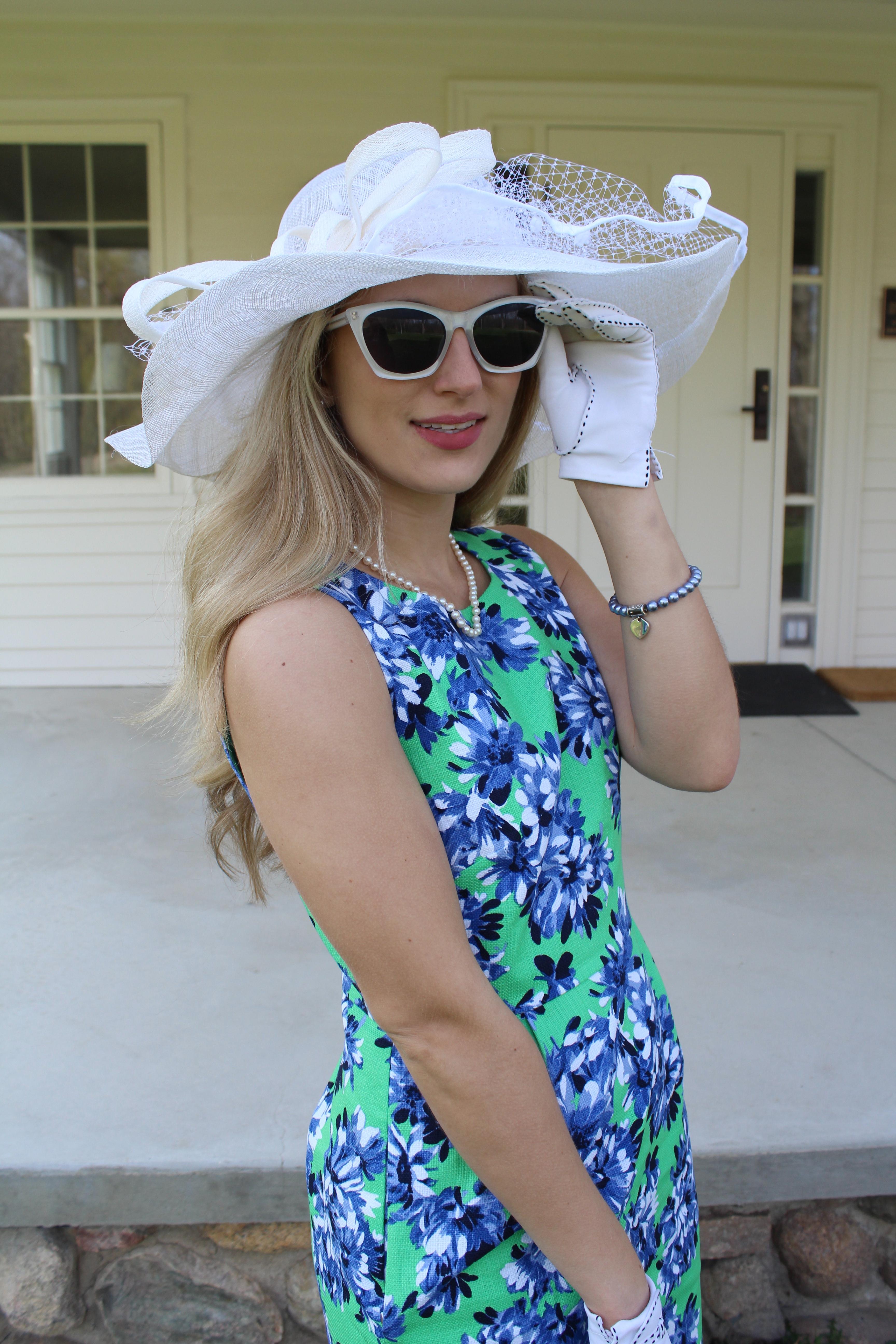 2015 Kentucky Derby Fashion Dresses