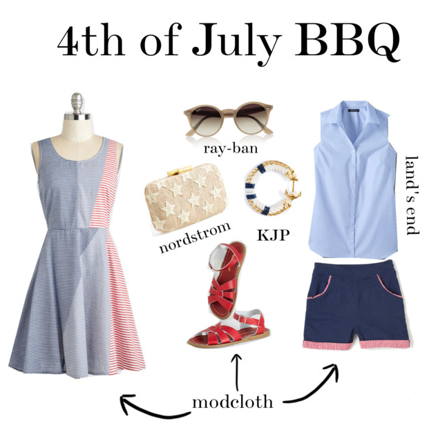 4th of july - BBQ