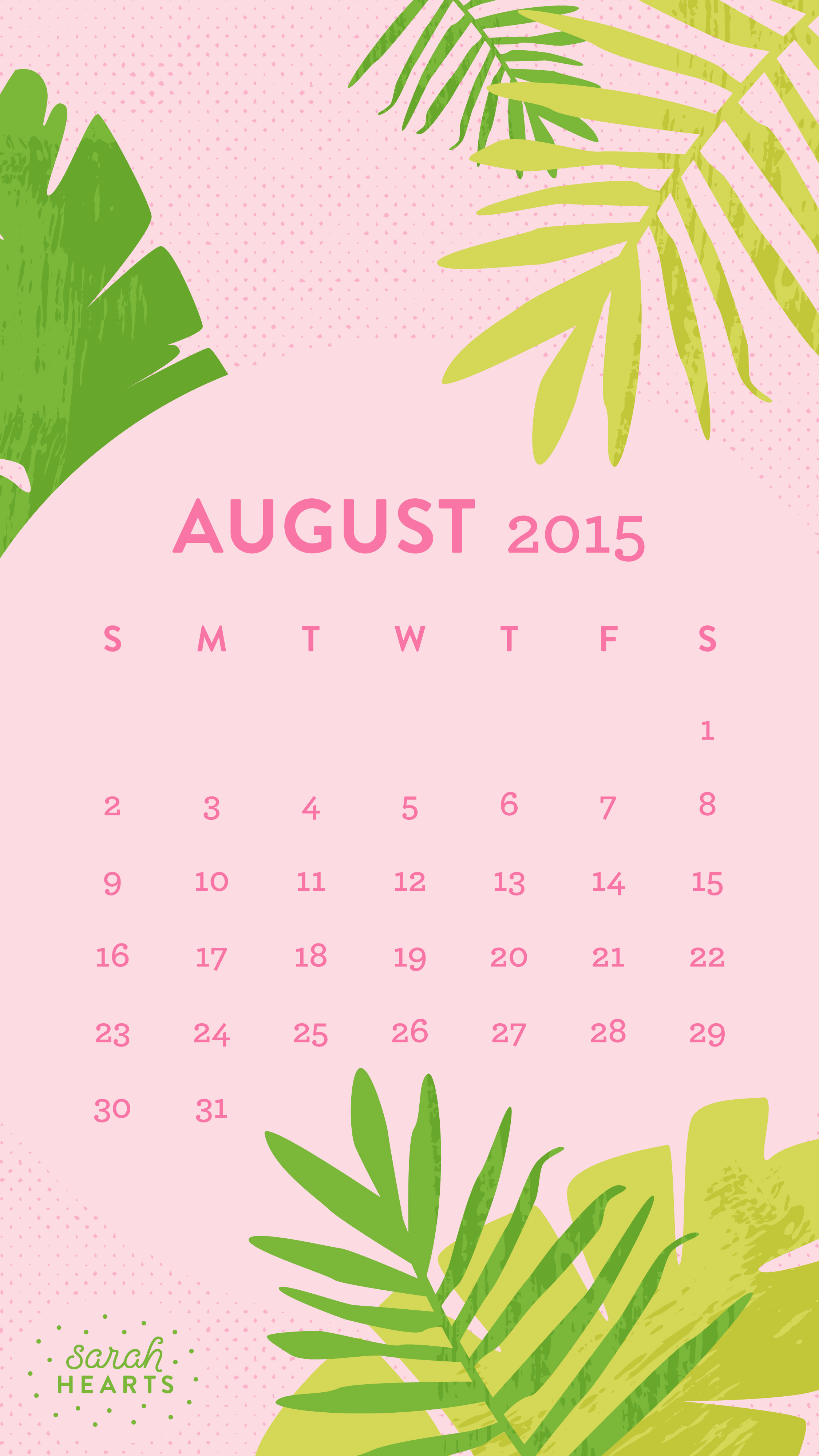 Iphone wallpaper the dress decoded - August Iphone Wallpaper August2015_wallpaper_calendar_iphone