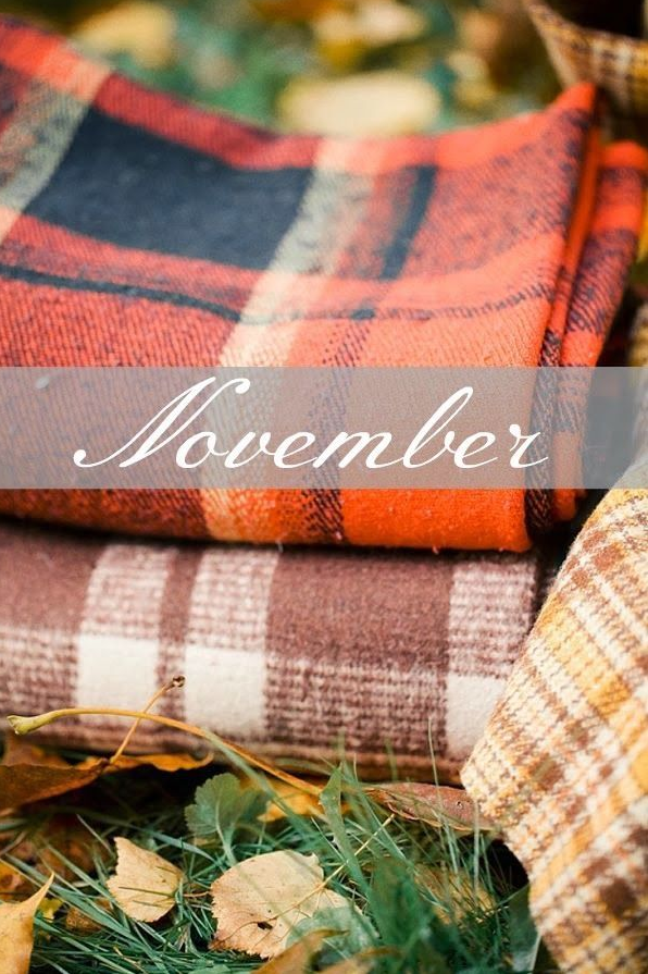 November iPhone Wallpaper | The Dress Decoded