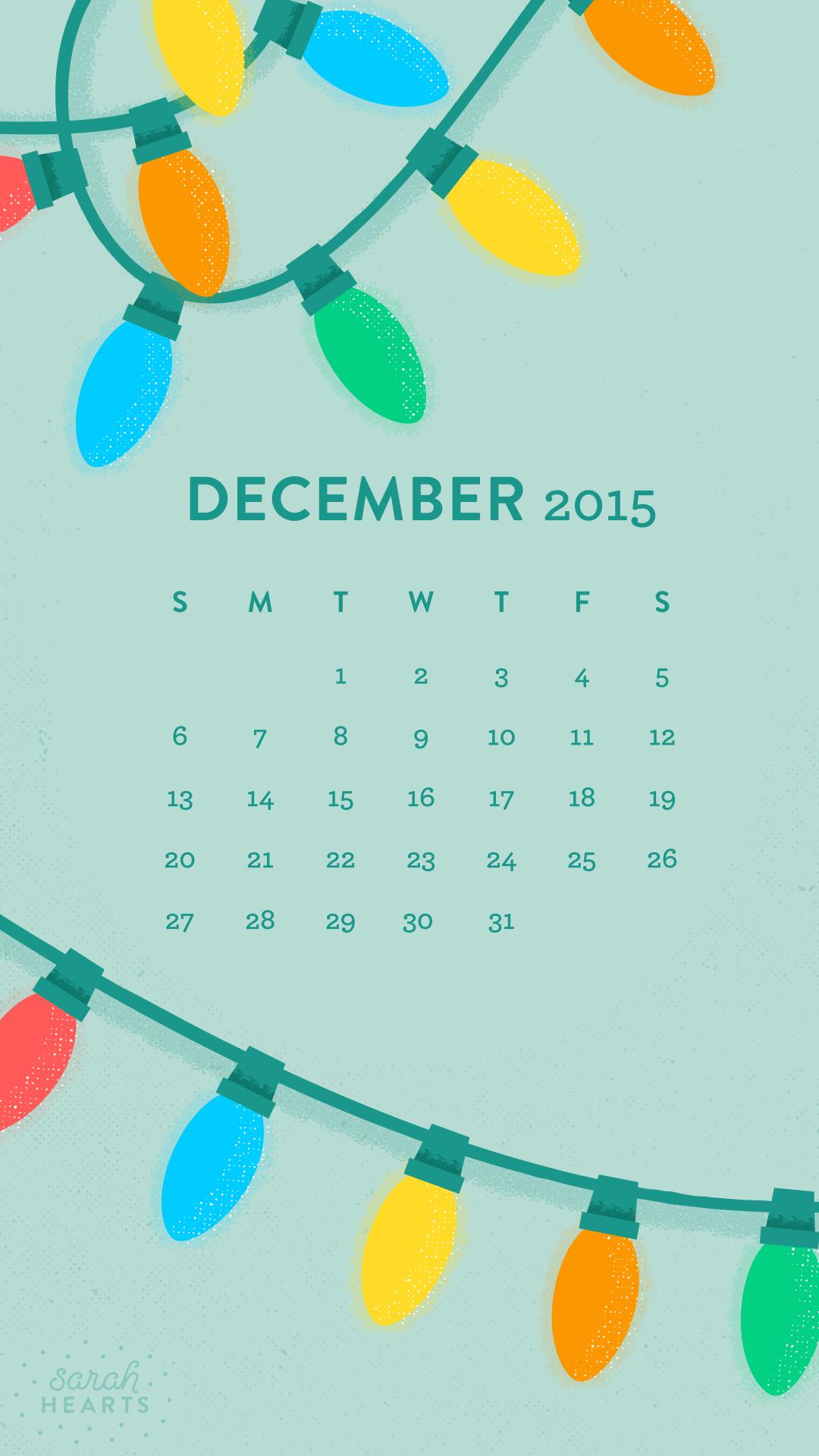 Iphone wallpaper the dress decoded - December2015 Calendar Iphone
