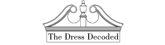 The Dress Decoded