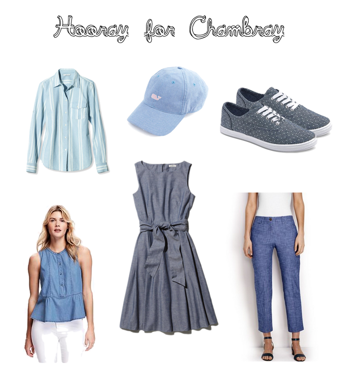 chambray picks