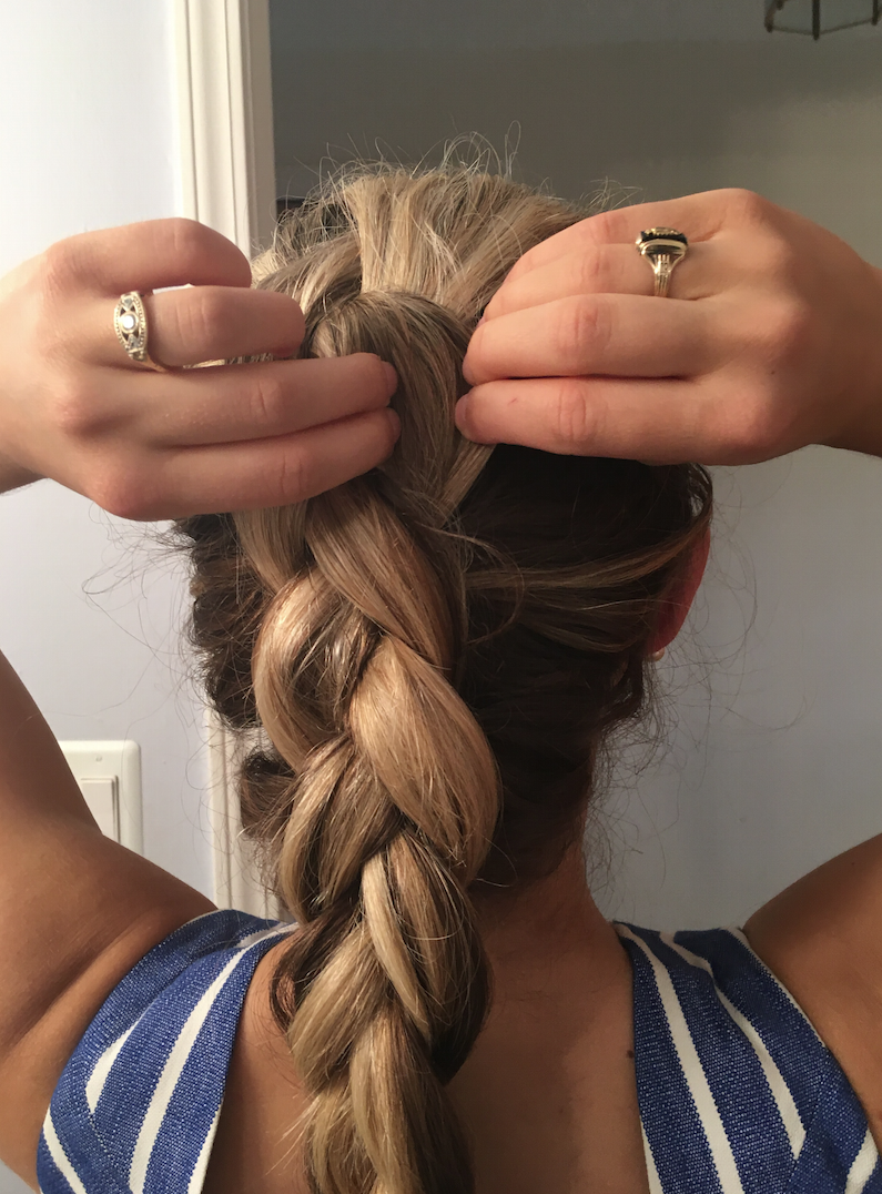 How to Get the Biggest Braids   Dress Decoded