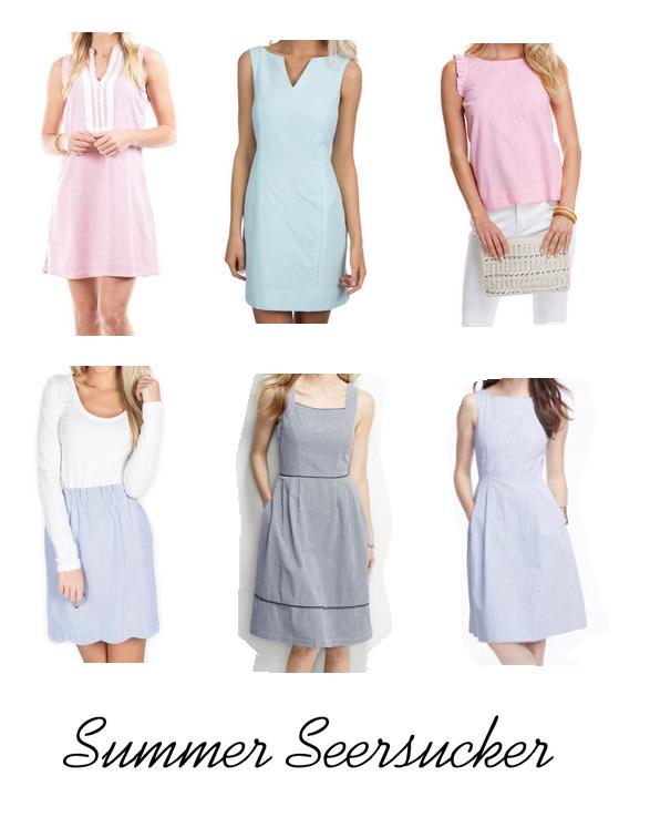 Ladies Seersucker Dress Decoded