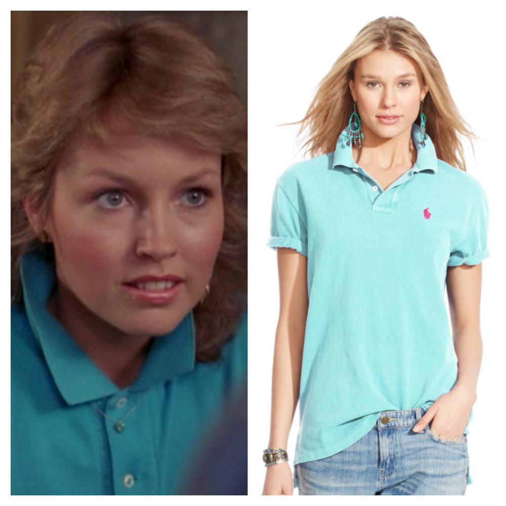80's two polo shirts