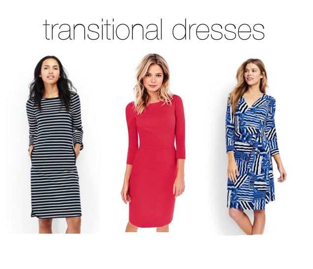 transition dress