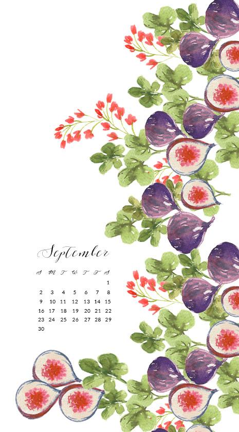 Free-2018-September-wallpaper-phone
